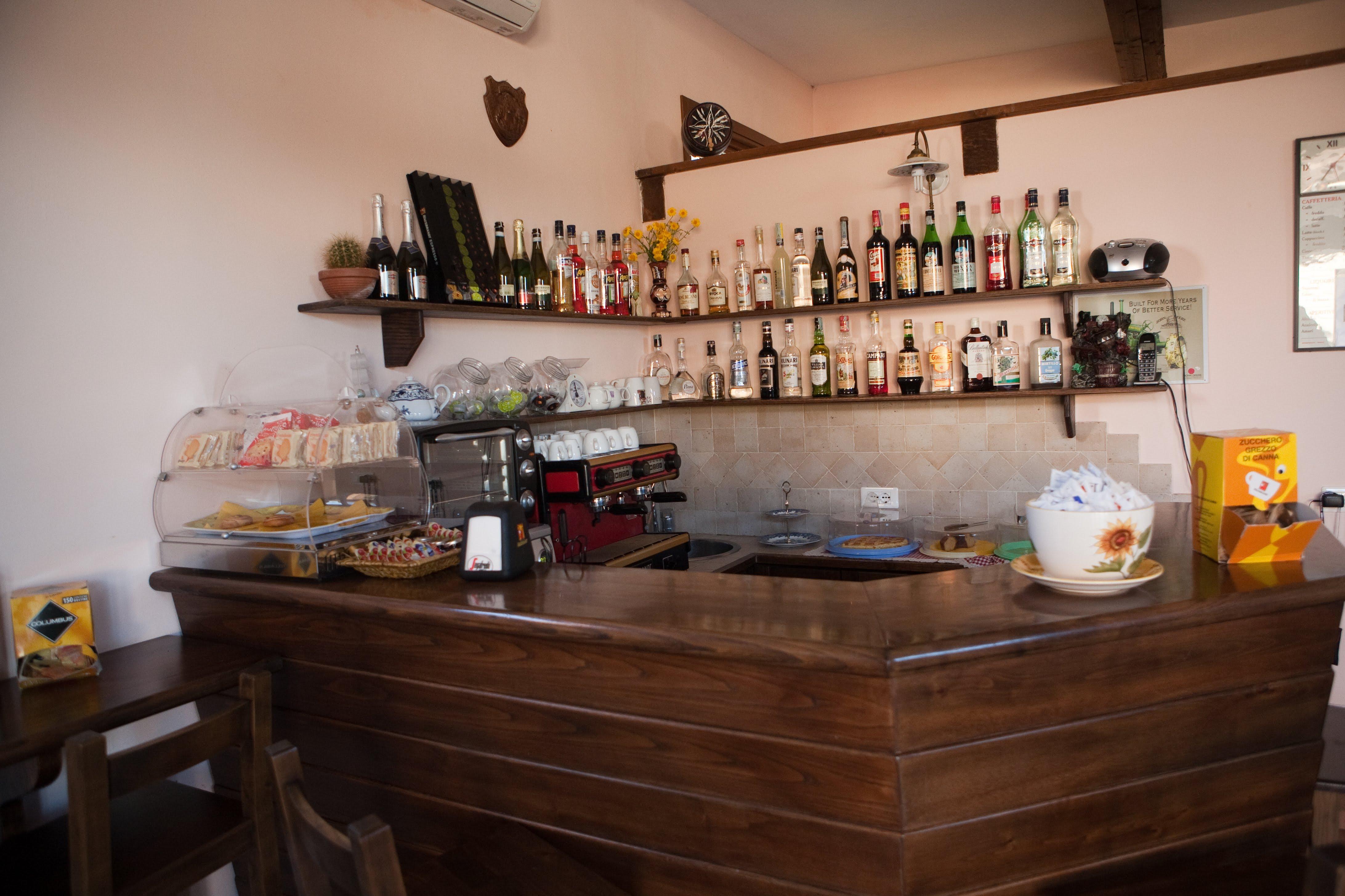 Reception&Bar